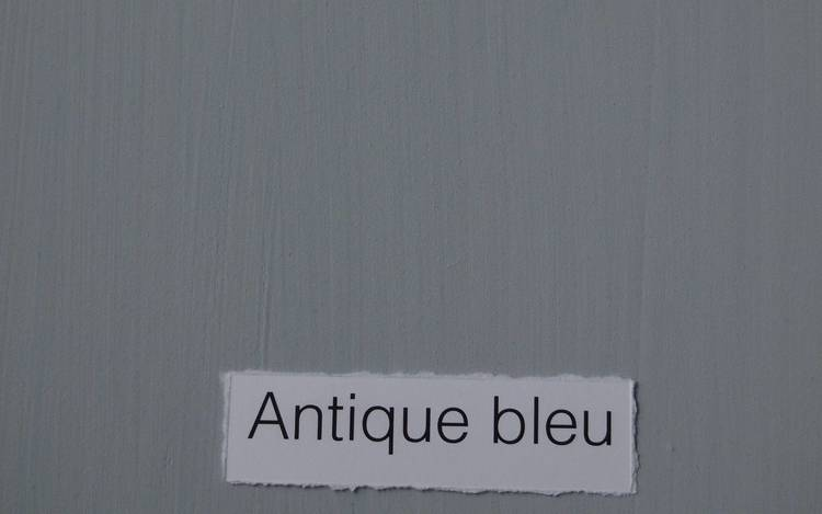 Kalklitir - Antique Blue