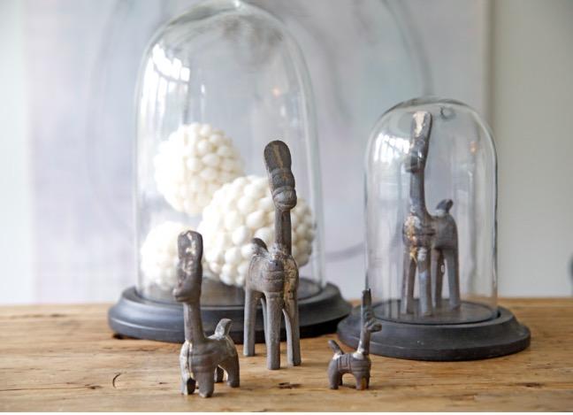 Cozy Room - Lyckodjur Järn