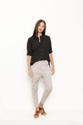 Vintage by fe - Lidette Shirt Black