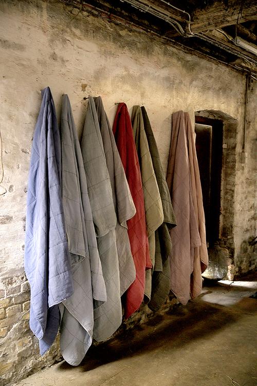 Cozy Room - Pläd Ljusblå 140x200 cm
