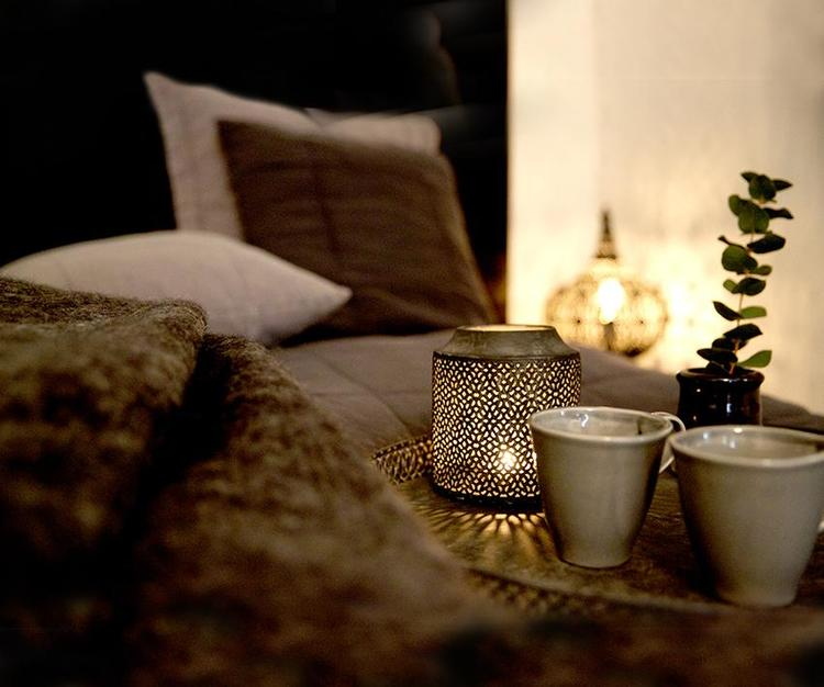Cozy Room - Kuddfodral Puderrosa 40x60cm