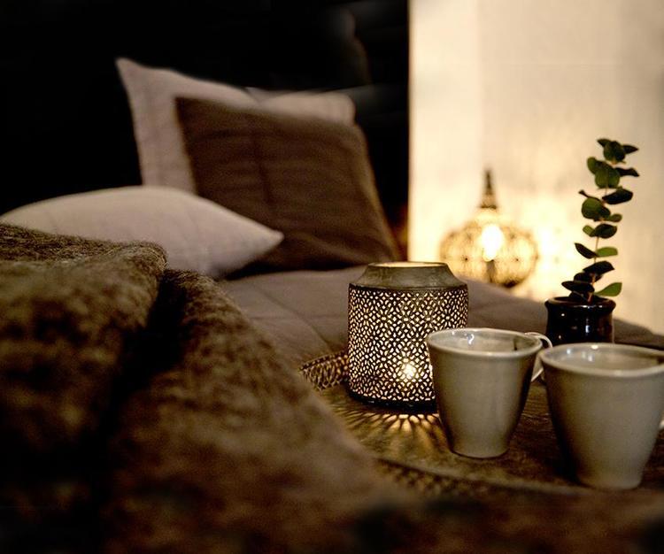Cozy Room - Kuddfodral Ljusgrå 40x60 cm