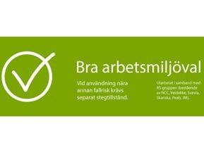 Bra Arbetsmiljöval - STEGVARUHUSET