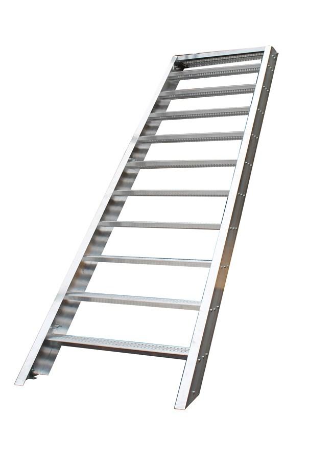 Aluminiumtrappa 900 12-steg