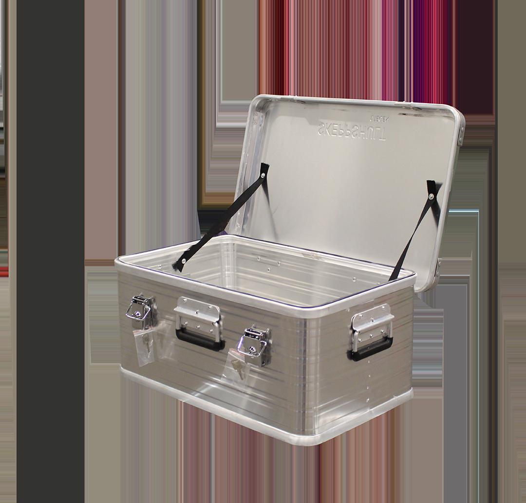 Aluminiumboxar