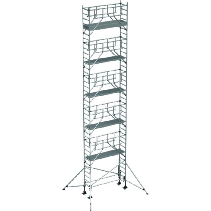 Zarges MultiTower S-PLUS 2T 750mmx2500mm