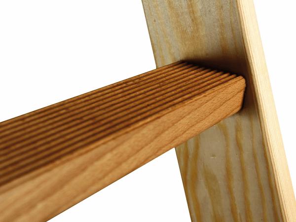 Arbetsbock i trä 35 x 16 cm