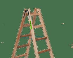 Dubbelstege PROFF i trä