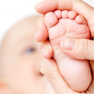 Digitalt babymassasjekurs