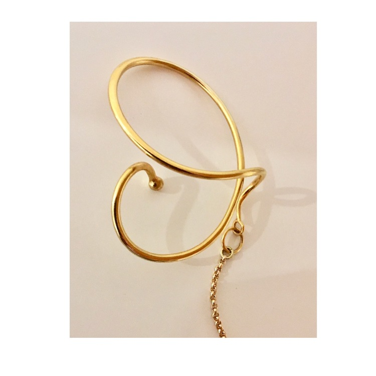Earcuff with Thorn