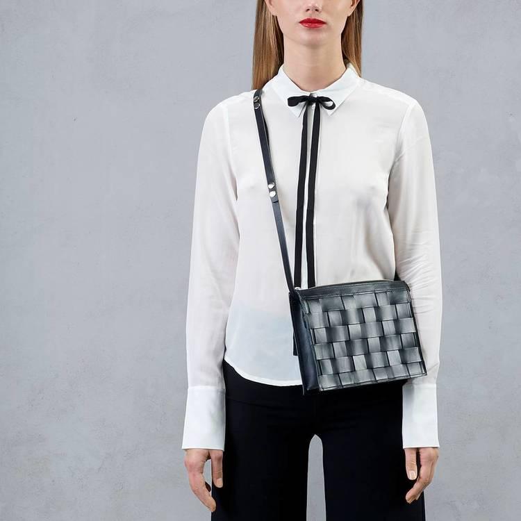 Näver Shoulderbag Black