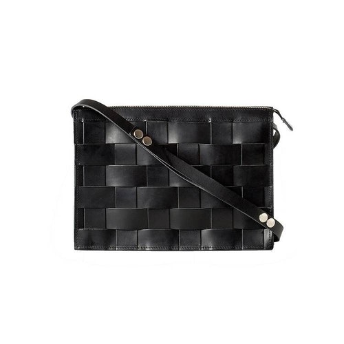 Näver Shoulderbag Black