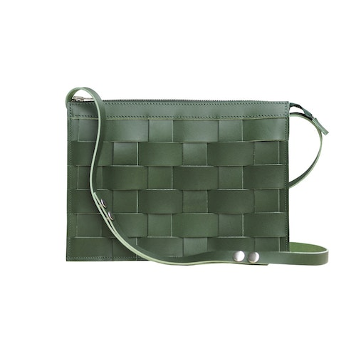 Näver Shoulderbag Green