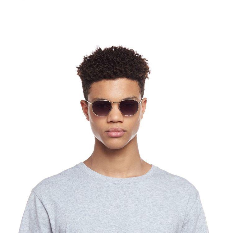 Alto | Gold / Bright / Unisex Glasses