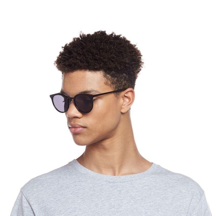 No Lurking | Black / Unisex Glasses