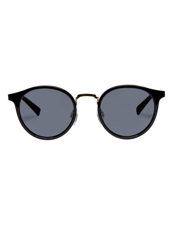 Tornado | Black Polarised Unisex Sunglasses