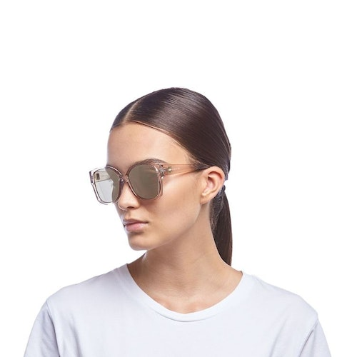 Athena Alt Fit Sunglasses Stone/Gold Mirror Lenses