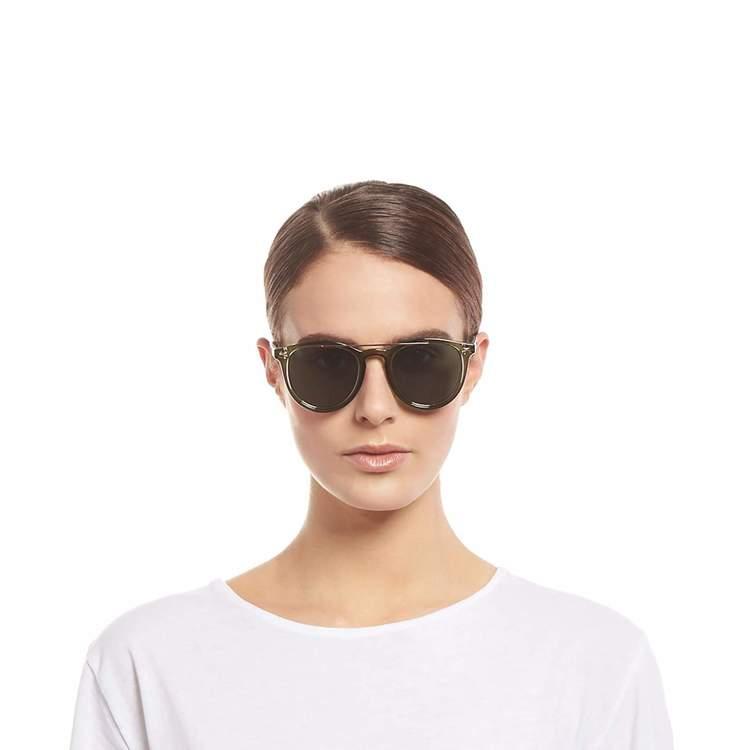 Fire Starter Claw | Khaki Unisex Sunglasses