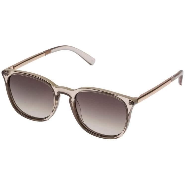 Rebeller Sunglasses | Stone with Khaki Grad Lens