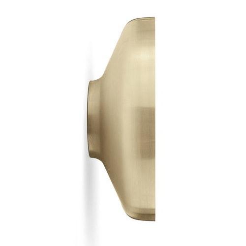 Darkly Mirror Small Brass