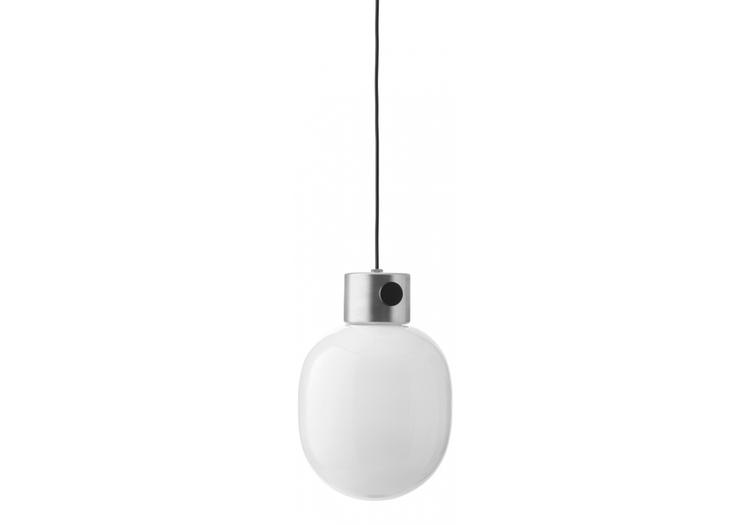JWDA Pendant Lamp Brushed Steel