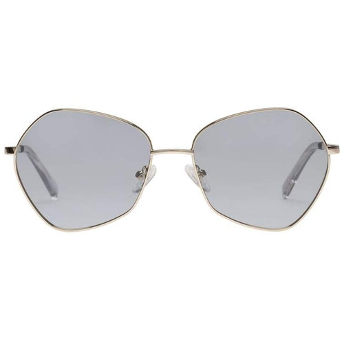 Escadrille Gold Grey Light Tint Polarized Sunglasses