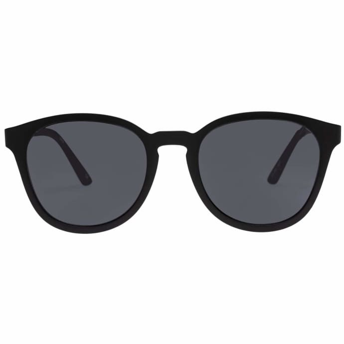 Renegade Matte Black Sunglasses