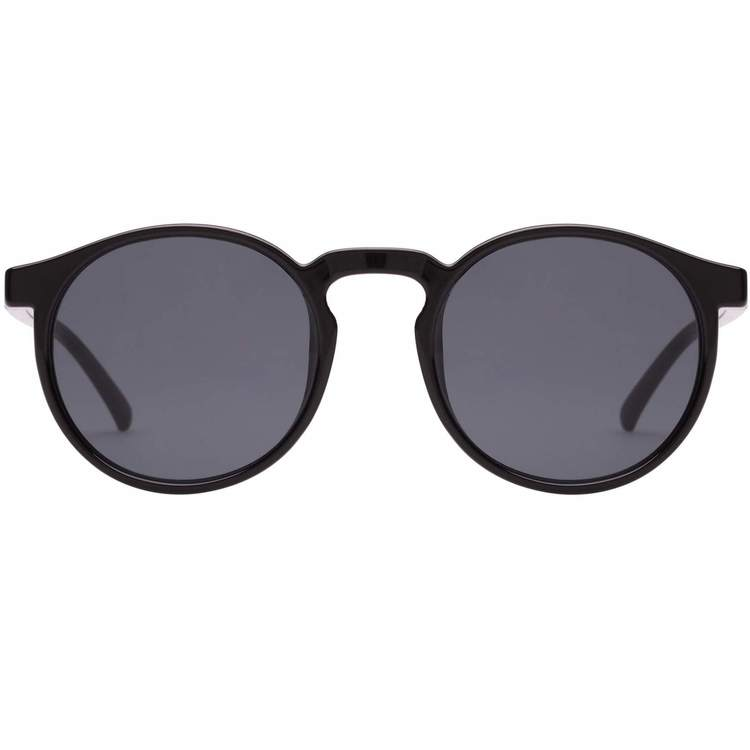 Teen Spirit Deux Black Sunglasses