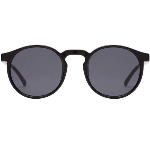 Teen Spirit Deux Black Sunglasses