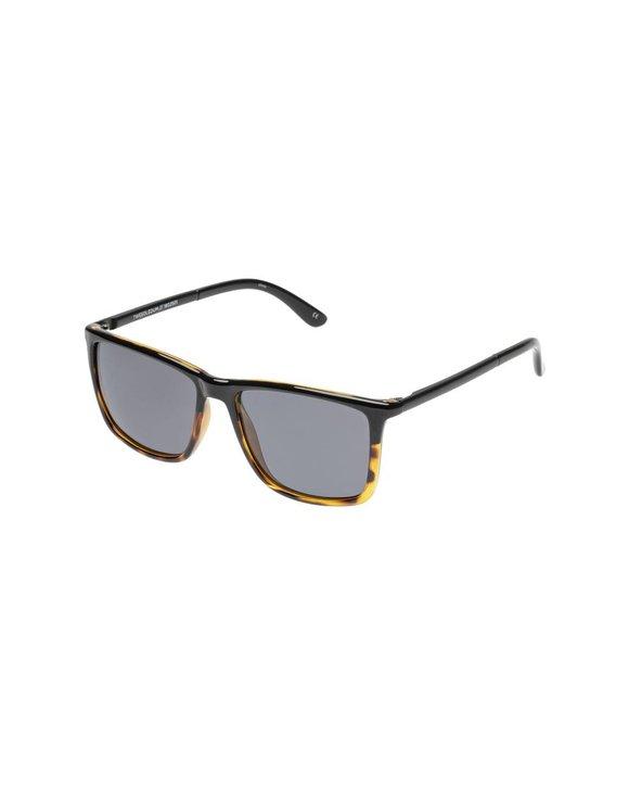 Tweedledum Tort/ Black/Smoke Unisex sunglasses