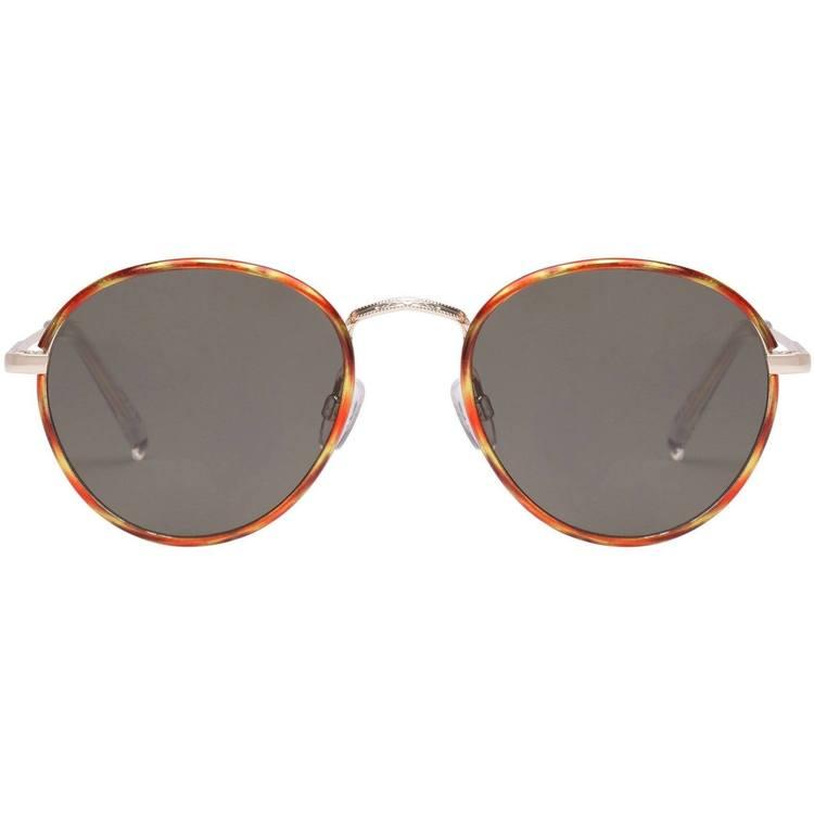 Zephyr Deux Vintage Tortoise Sunglasses