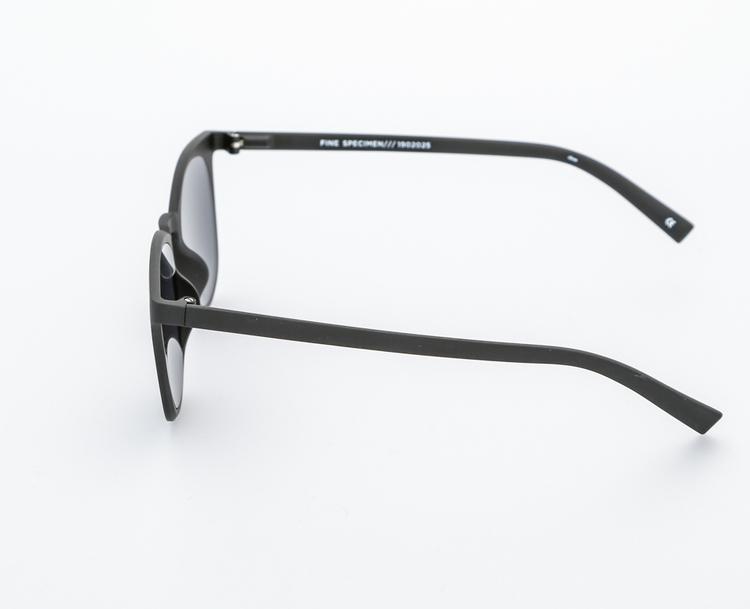 Fine Specimen Sunglasses Matte Black