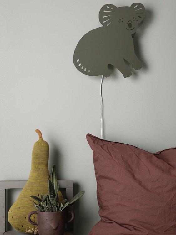 Koala Lamp Dark Olive