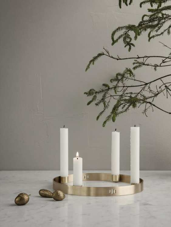 Candle Holder Circle-small