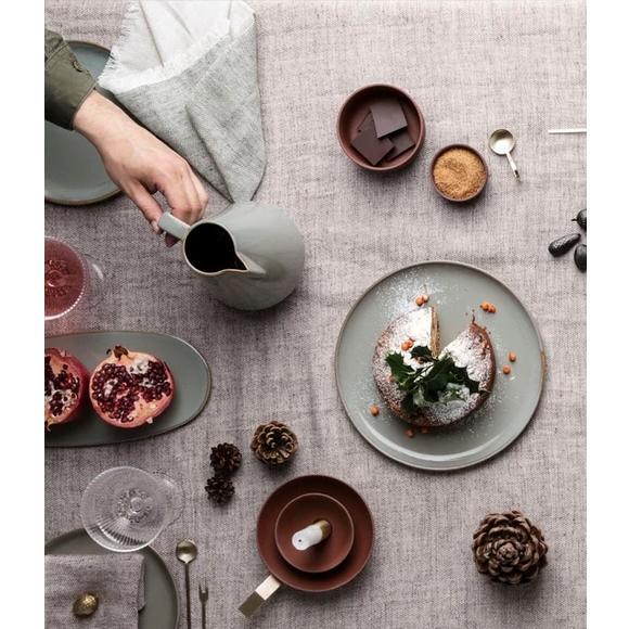 Blend Table Cloth Burgundy