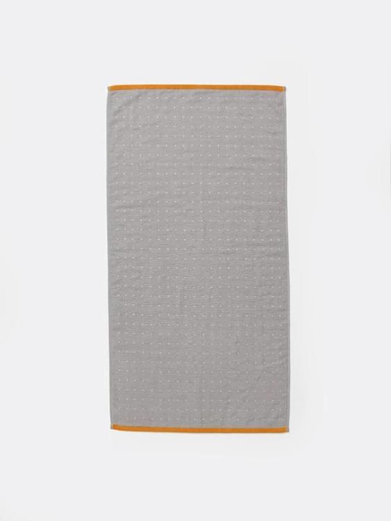 Sento Bath Towel Grey