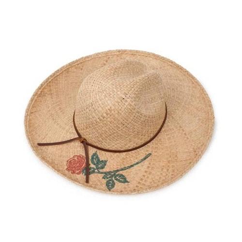 Jenna Fedora Hat Tan