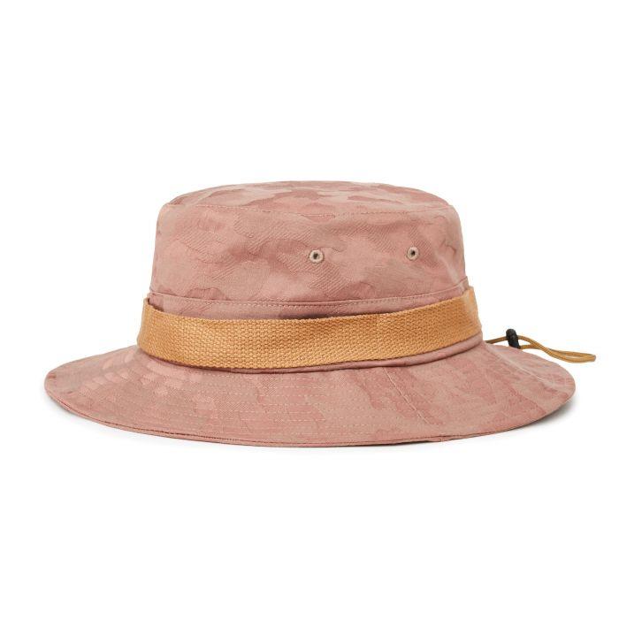 Vanessa Bucket Hat Blush Camo