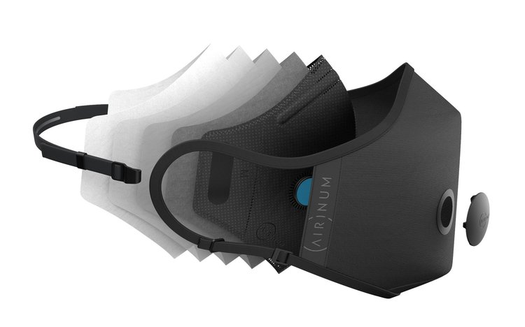 URBAN AIR MASK 2.0 Quartz Grey
