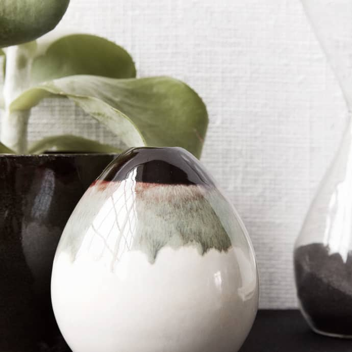 Vase, Baby, Light Brown