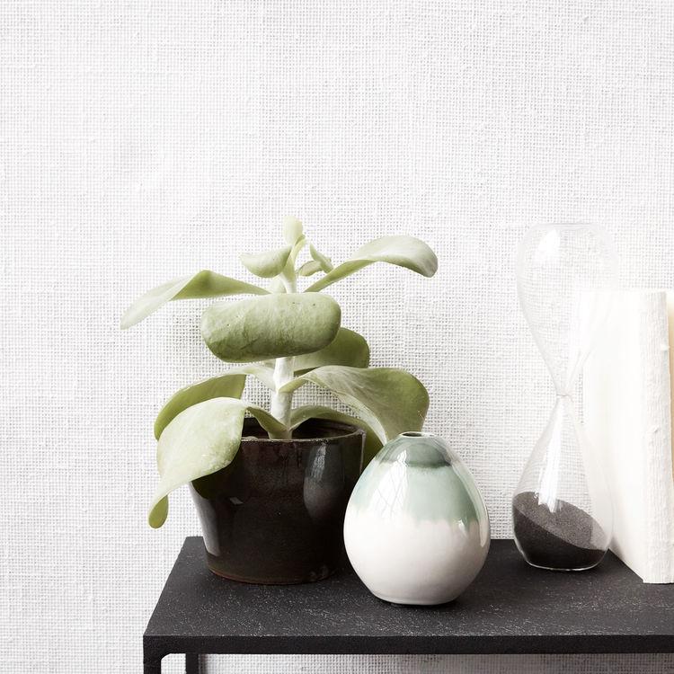 Vase, Baby, Green