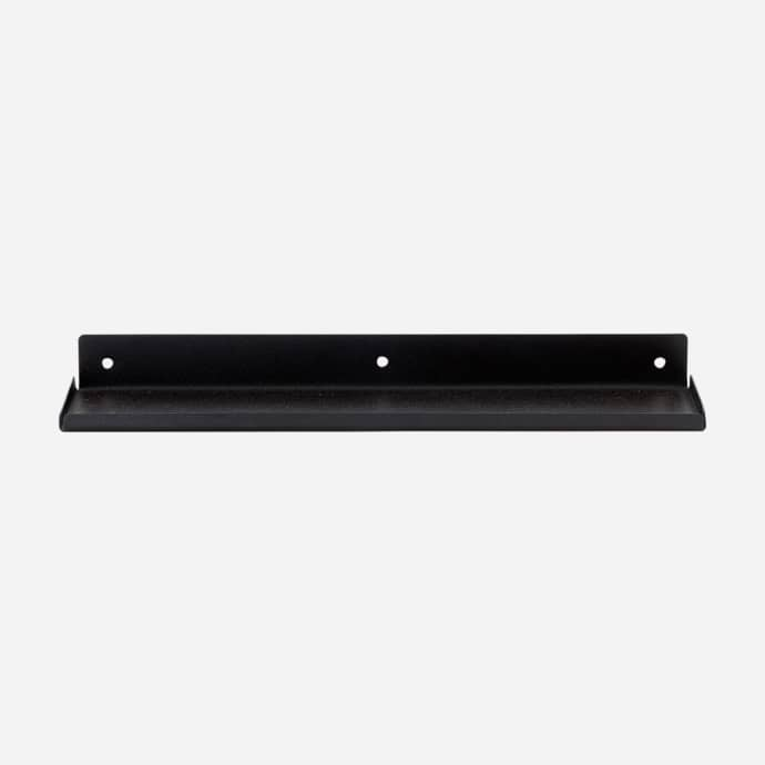 Shelf Ledge Black