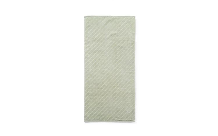 Imprint Towel 70x140 Slash Pistachio