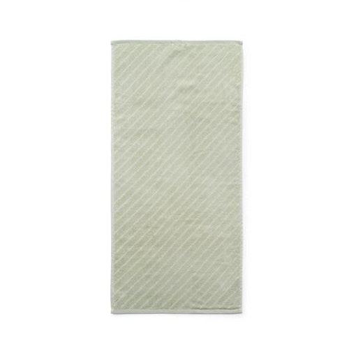 Imprint Towel 50x100 Slash Pistachio