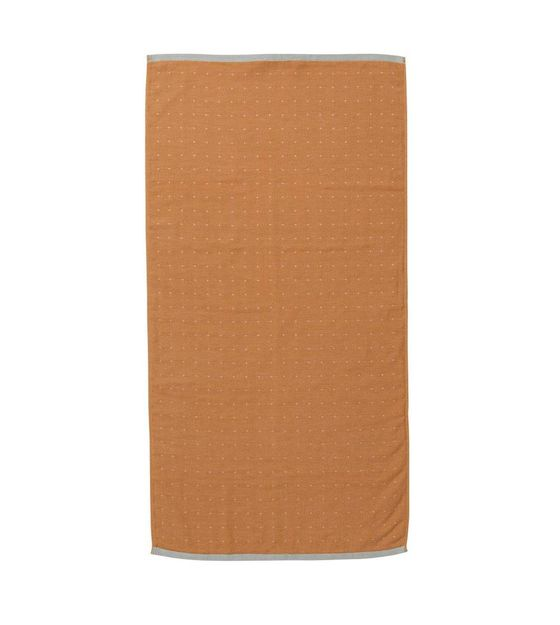 Sento Bath Towel mustard yellow