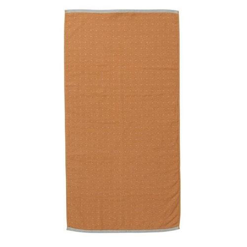 Sento Bath Towel mustard yellow