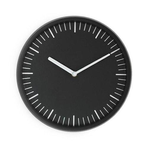 Day Wall Clock Black