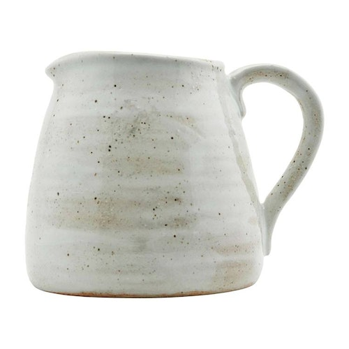 Jug Made Ivory Black
