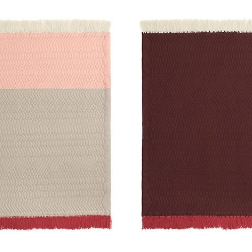 Trace Rug Rose/sand