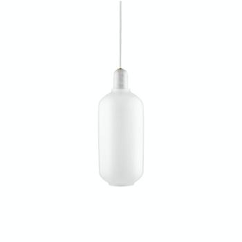 Amp Lamp Large EU White/White